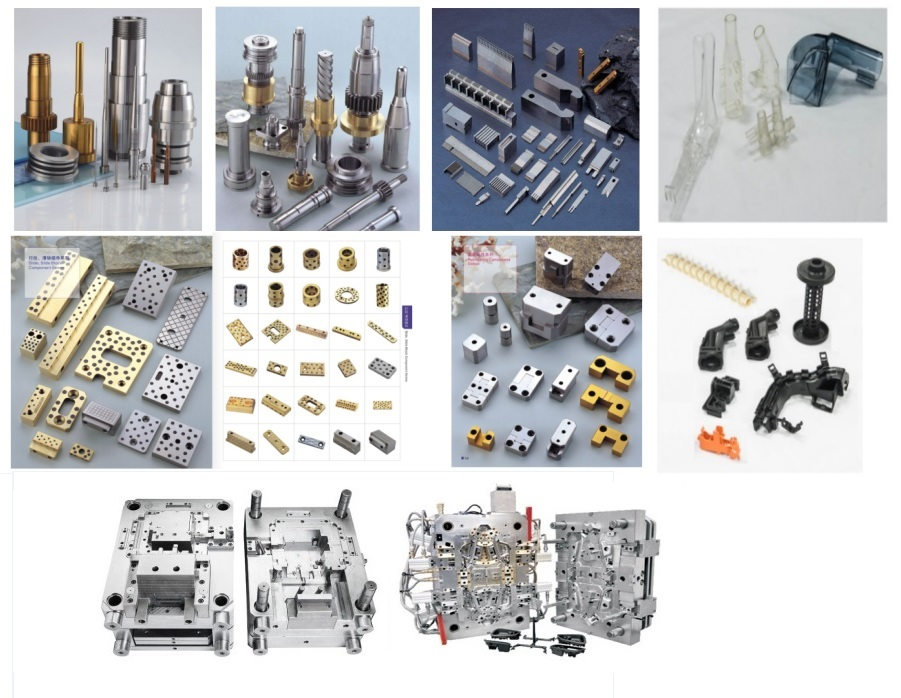 Plastic injection molding|tooling|components|metal parts